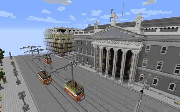 GPO Minecraft. Photo: MindRising Games