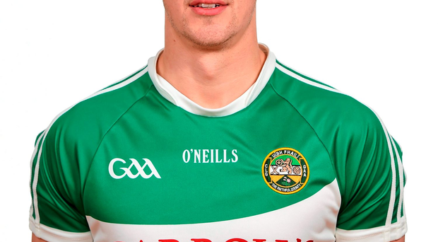 Colin Egan succeeds Dan Currams as Offaly skipper: Stephen McCarthy / SPORTSFILE