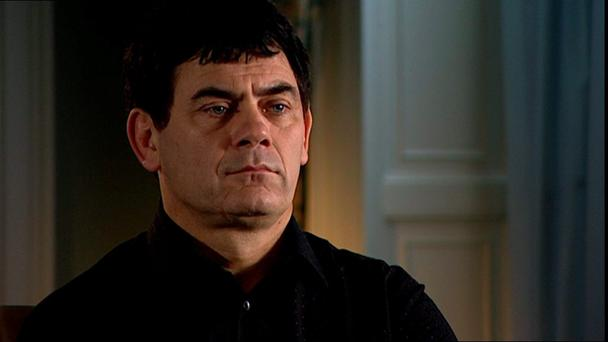 Gerry 'The Monk' Hutch