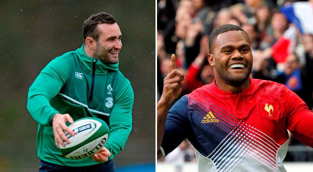 Dave Kearney is confident that Virimi Vakatawa can be stopped