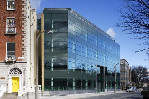 State Street has paid €40m for this office block at 7/8 Wilton Terrace in Dublin 2.