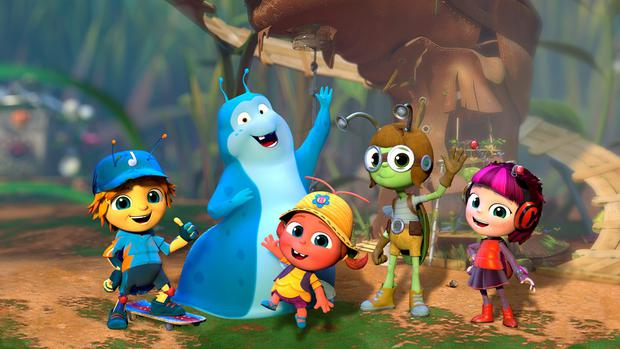 Beat Bugs are coming to Netflix