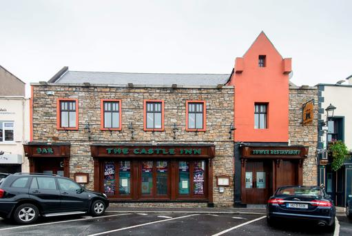 The Castle Inn in Rathfarnham had been in receivership.