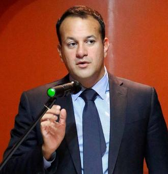 Health Minister Leo Varadkar: 'Nurses will be able to use their new skills and they will benefit financially in return for taking on this additional work' Photo: Colin Keegan, Collins Dublin