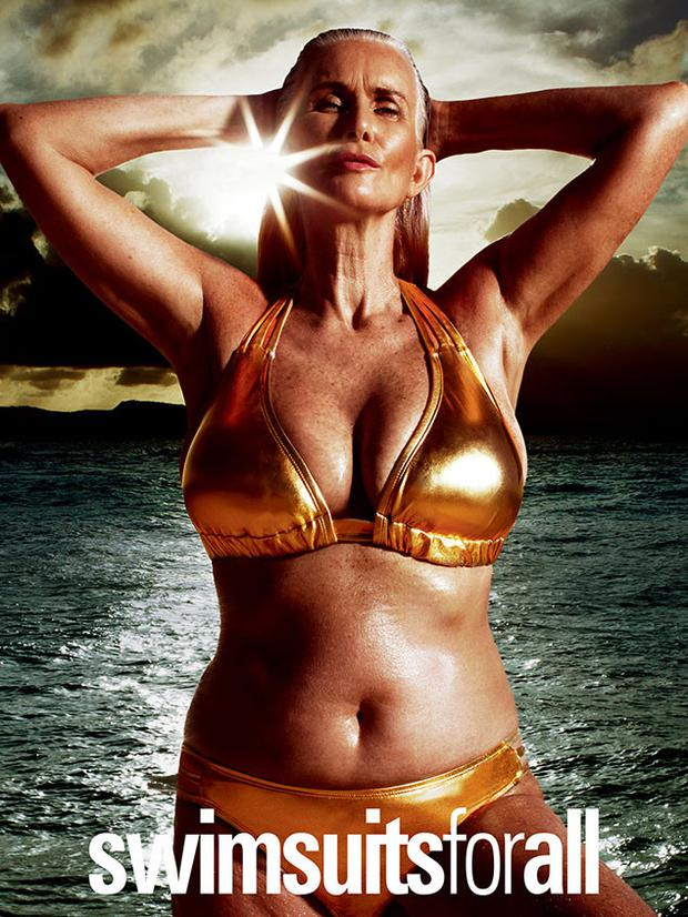 Meet the 56-year-old model making her Sports Illustrated ...