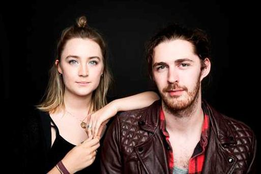 Saoirse Ronan and Hozier join forces to shine light on issue of domestic violence