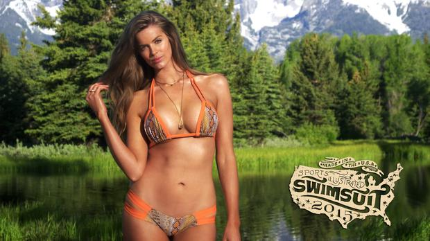 Robyn Lawley in the 2015 Sports Illustrated Swimsuit Issue