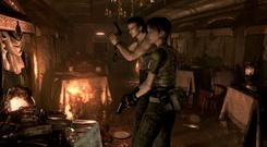 Resident Evil Zero HD: The two characters are hot-swappable