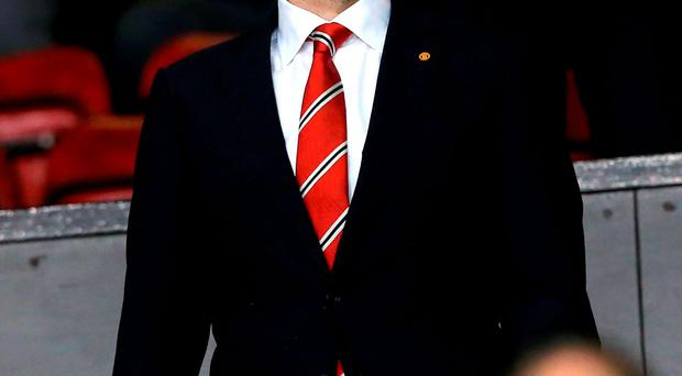 Manchester United's executive vice-chairman Ed Woodward. Photo: PA Wire.