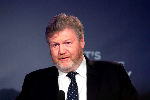 Minister James Reilly TD. Photo: Sam Boal/Rollingnews.ie