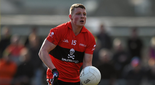 The hosts had kicked five of the first six points after half-time, with Conor Cox notching four (SPORTSFILE)