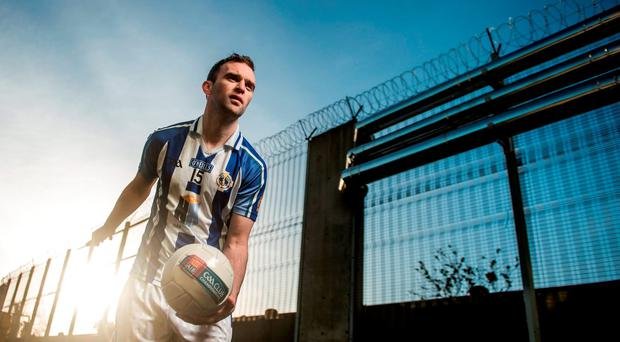 Ballyboden St Enda's Andrew Kerin is pictured ahead of their clash against Clonmel Commercials (SPORTSFILE )