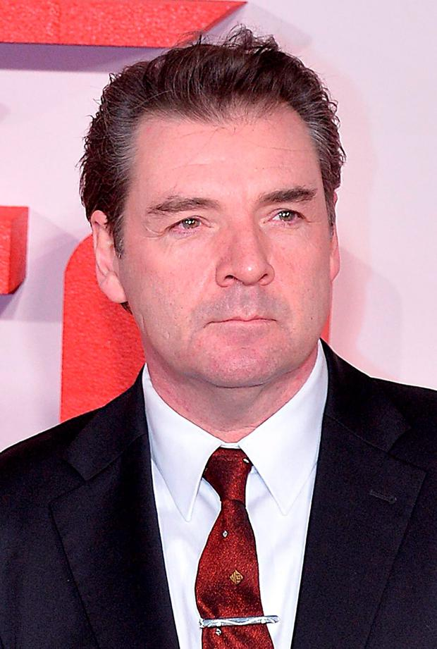 Brendan Coyle, as the Downton Abbey actor has been banned from the road after admitting to drink driving