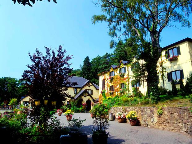 Aherlow House Hotel in county Tipperary