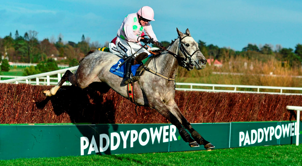 Ballycasey and Ruby Walsh can jumpt their way to victory at Gowran Photo: Sportsfile