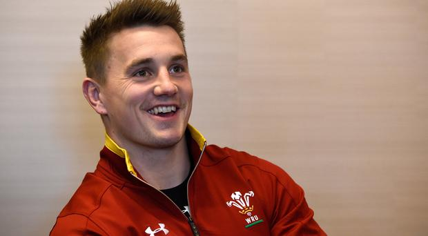 Wales centre Jonathan Davies (Getty Images)