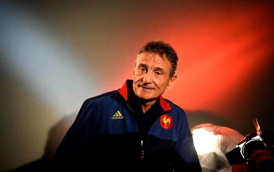 Guy Noves has been given the challenge of reviving France (Getty Images)