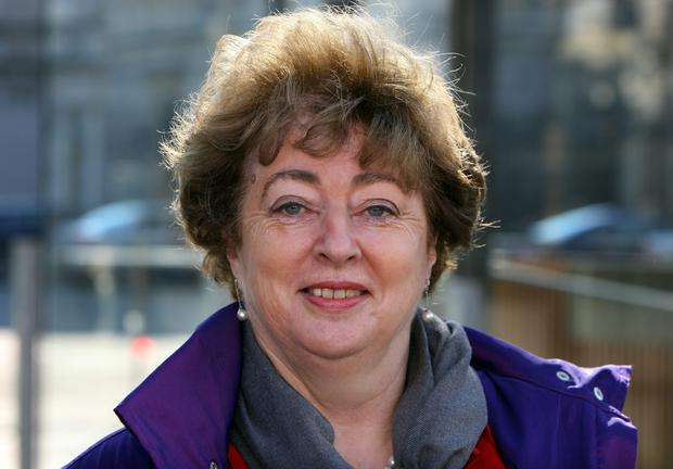 Social Democrats candidate Catherine Murphy. Photo: Tom Burke