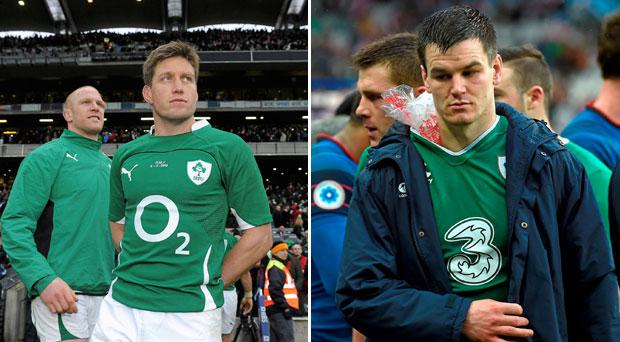 Ronan O'Gara was critical of Ireland's offensive gameplan