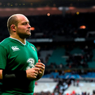 Ireland captain Rory Best: 'We know we had chances. When we look back at it later in the week we'll be really disappointed'. Photo: Sportsfile