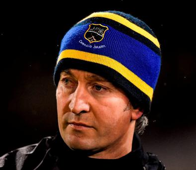 Tipperary manager Michael Ryan. Photo: Ray McManus / Sportsfile