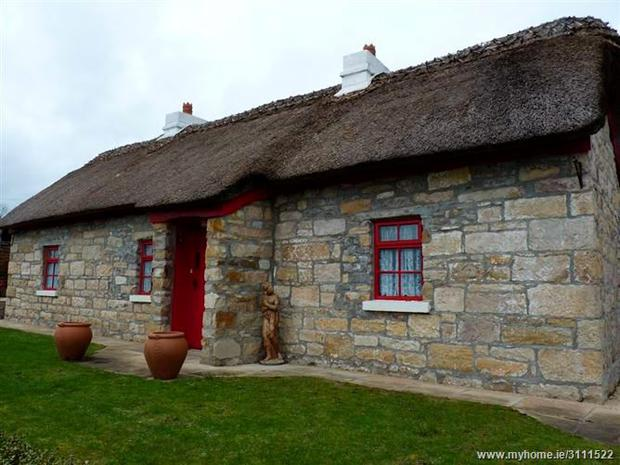 DREAM HOME: A thatched cottage in rural Ireland