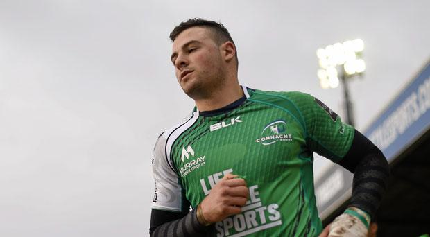 Robbie Henshaw will leave Connacht at the end of the season