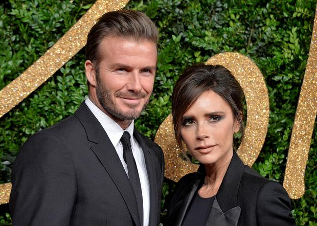 David Beckham opens up on 'tough times' with Victoria Beckham