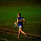 Noel McGrath, Tipperary, is last to leave the field some eleven minutes after the final whistle Photo: Sportsfile