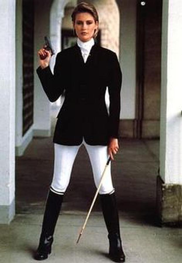 Alison Doody as Jenny Flex in A View to Kill.