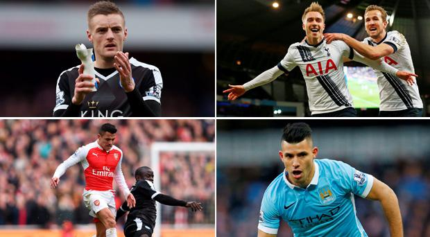 The Premier League title race is a real four-way battle