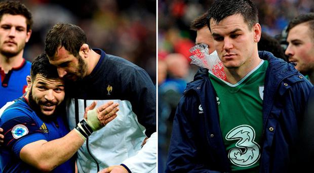 Yoann Maestri will be free to face Wales