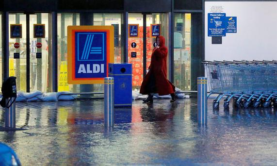 Aldi claimed that the proposal will help revitalise the heritage town's centre and provide an anchor retailer to assist small retailers and bring more shoppers to Killaloe. Photo: PA