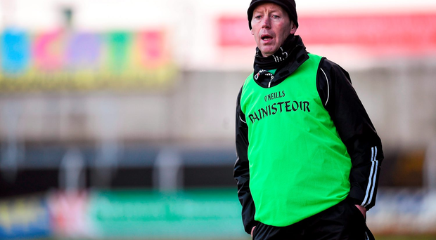 Kerry manager Ciaran Carey. Picture credit: Paul Mohan / Sportsfile