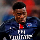 Serge Aurier. Photo: Jean-Paul Pelissier/Reuters