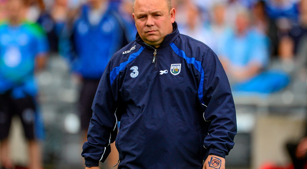 'Reducing goal opportunities was a fundamental of Waterford's rapid progress under McGrath last year'. Photo: Sportsfile
