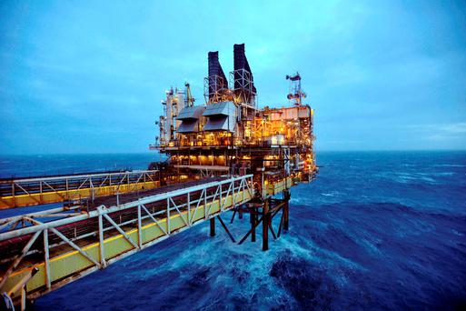 Scotland is home to most of Britain's oil and gas production and the oil market downturn has already led to around 10,000 job losses and salary cuts. Photo: Reuters