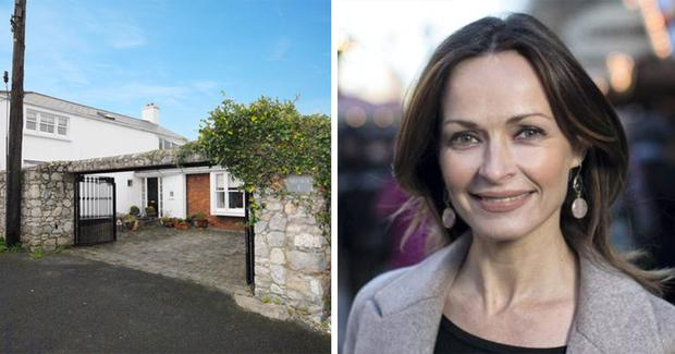 Sharon Corr's D4 home was for sale at just under €900k. Photo: Daft.