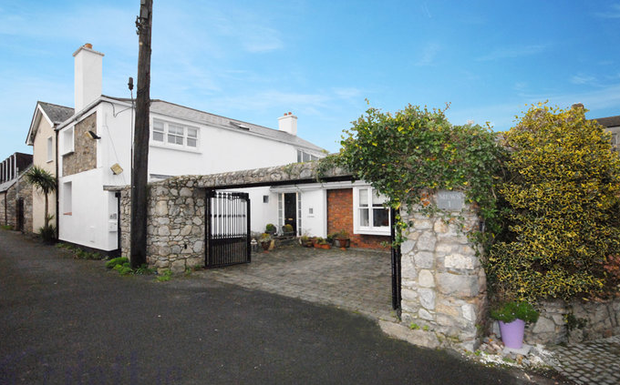 The Ailesbury Road property. Photo: Daft.