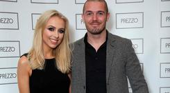 Rosie Connolly and Paul Quinn at the launch of Ireland's first Prezzo restaurant in Liffey Valley Shopping Centre