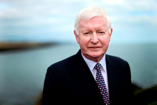 Former Fine Gael election campaign planner Frank Flannery Credit: Gerry Monney