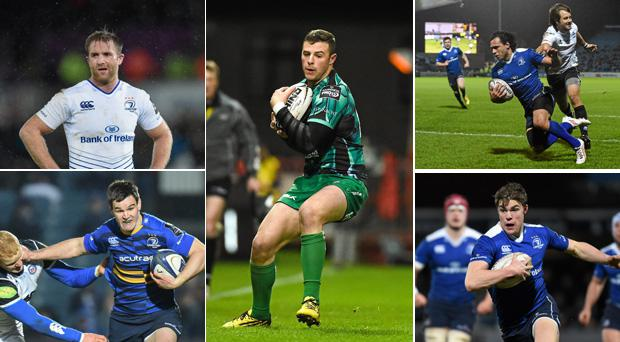These five could feature in Leinster's back division next season