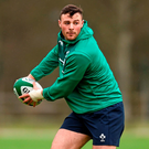 Robbie Henshaw's decision to leave Connacht is a hammer blow for the western province. Photo: Stephen McCarthy / Sportsfile.