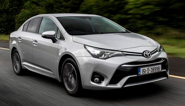 Toyota is the most popular marque of car in Ireland