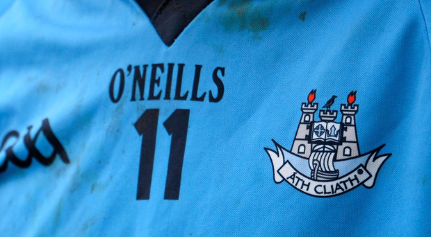 Dublin County Board has decided to stick with their O'Neill's jersey deal (SPORTSFILE)