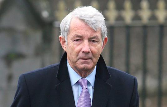 Mr Lowry is appealing a decision made last month by Mr Justice John Hedigan. Picture credit; Damien Eagers