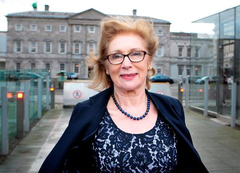 Education Minister Jan O'Sullivan. Pic Tom Burke