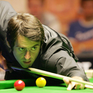 Ronnie O'Sullivan swept into the last 32 of the Welsh Open. Photo: Oliver McVeigh / Sportsfile