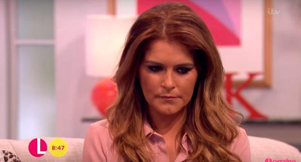 Gemma appeared on Lorraine to speak about her battle with Anorexia