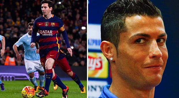 Arsene Wenger claims Lionel Messi and Cristiano Ronaldo could have played together at Arsenal